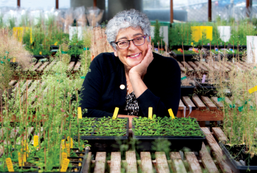 "Professor Joanne Chory Presents ""Fighting Climate Change with Plants: It Takes a Global Village to Fight a Global Problem"""