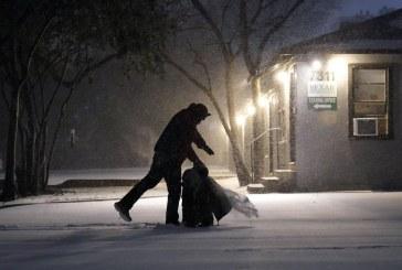Devastating Snow Storm Hits Incarcerated Texans Hard