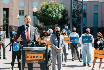 Hardin Announces a Run at OC DA Spitzer, Lays Out Progressive Platform and Then Hammers the Current DA