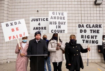 Family and Supporters of Andre Brown Seek to Press Bronx DA to Allow for Virtual Hearing