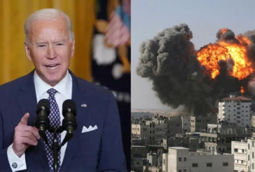 Senate Introduced Bill Seeking to Repeal Biden's War Powers in Wake of Syria Airstrikes