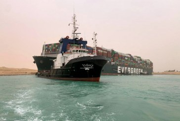 Student Opinion: While Ship Runs Aground in the Suez, Stalled Trade Spells an Important Message