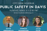 Webinar with Davis Vanguard, Yolo People Power and Independent Police Auditor Continues Conversation on Policing After City Council Meeting