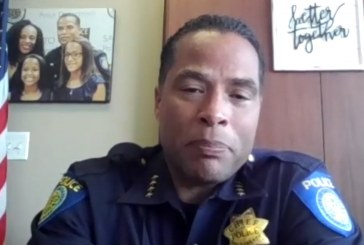 Sacramento Police Chief Talks with Family of Police Killing Post-Chauvin Murder Verdict