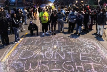 Officer Shoots, Kills Unarmed Black Man During Traffic Stop, Protests Break Out