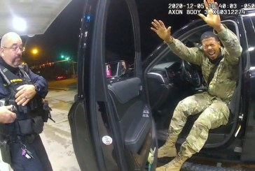 Cop Who Pepper Sprayed Army Lt. at Traffic Stop Fired by Virginia City