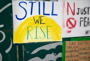 Community Rebuilds Solidarity Space as Council Condemns the Removal of Community Art