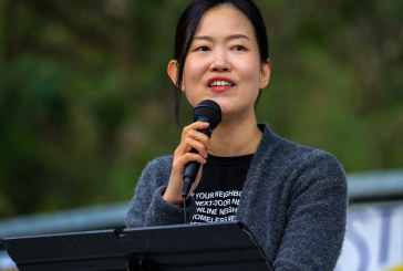 Pastor Eunbee Ham Speaks Out for Black Lives and against Racialized Violence (Video)