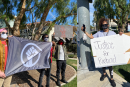 Santa Clarita Activists Demand Justice for Rashad Singletary