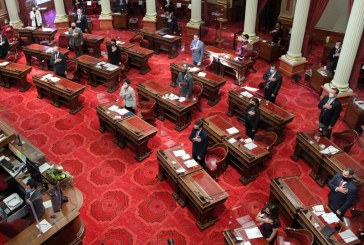 Senate OKs Measure to End Mandatory Prison Sentences for Nonviolent Drug Offenders in California