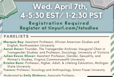 Panel Held On the State of Trans Studies in the 2020s