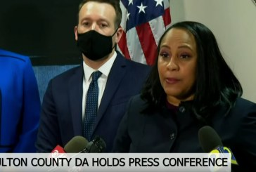 Atlanta DA Seeks Death Penalty and Hate Crimes Enhancements against Suspect in Spa Shooting Spree