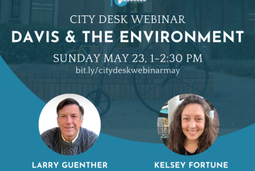 Webinar: Davis Environmental Leaders Discuss Climate Change, SocioEconomic Disparities in Tree Cover
