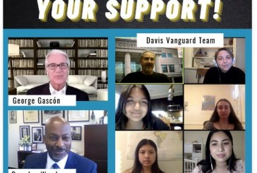 Big Day of Giving Event – Feat. George Gascón and Brendon Woods on Policing (Video + Audio)