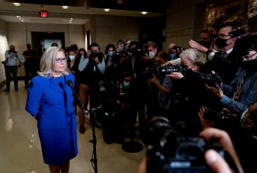 Student Opinion: Liz Cheney's Ousting, or How I Learned to Stop Worrying and Love the Polarization