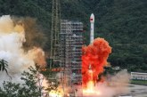Chinese Rocket Lands in the Atlantic Ocean, Uncontrolled