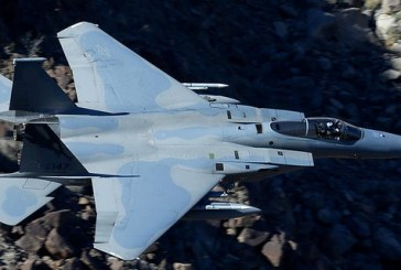 California National Guard Allegedly Puts Fighter Jets on Alert in Anticipation of Civil Unrest