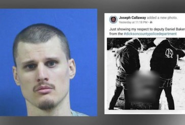 Director of Tennessee Top Law Enforcement Agency, County DA and Officers Sued for Falsely Arresting Man Who Photoshopped Image Demeaning Dead Deputy