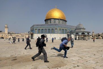 Student Opinion: Occupied East Jerusalem: Forced Expulsions and Al-Aqsa Raids