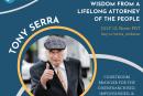 Everyday Injustice Podcast Episode 117 – Tony Serra