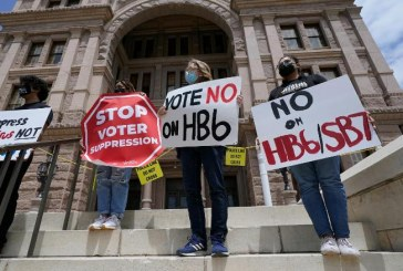 Letter: Newly-Enacted Voting Restrictions and Criminal Penalties Put Our Democracy at Risk