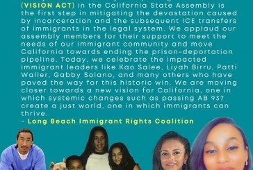 CA Assembly Approves Measure to End 'Prison to ICE Pipeline' – Moves to Senate