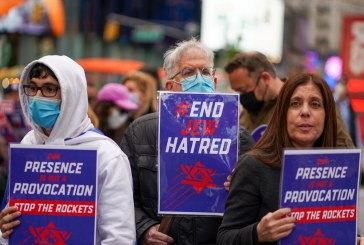 Hate Crimes Against Jewish People Rise in the U.S. Amidst Israel-Hamas Conflict