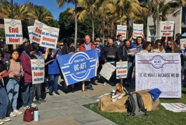 Members of UC-AFT Vote to Authorize Labor Strike