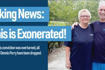 GEORGIA INNOCENCE PROJECT – DENNIS A. PERRY IS EXONERATED