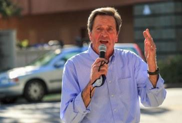 Garamendi in Davis to Rally for Senate Passage of Voting Rights