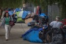 LA City Council Passes New Anti-Camping Measure to Restrict Homeless Camping