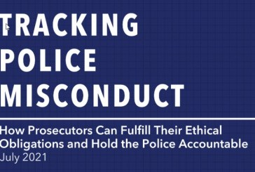 Institute for Innovation in Prosecution Creates 11 Recommendations for Prosecutors to Follow when Creating Police Disclosure Lists.
