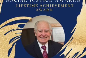 Vanguard Awards Cruz Reynoso with Its Lifetime Achievement Award