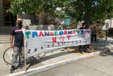 Youth and Justice Coalition Rally to Reimagine Youth Justice