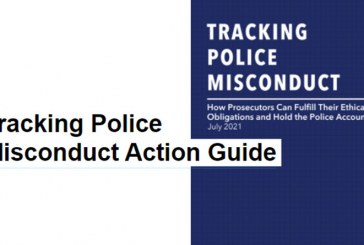 Advocates, Law Enforcement Panel Discusses Action Guide for Tracking Police Misconduct