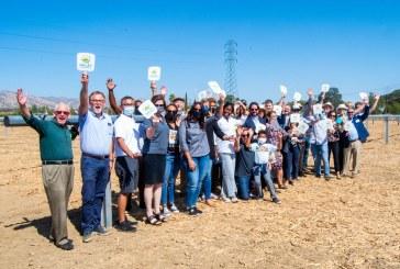 Valley Clean Energy Celebrates Putah Creek Solar Farm Groundbreaking