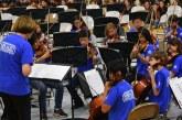 Signups for Davis JUSD Elementary Music Program
