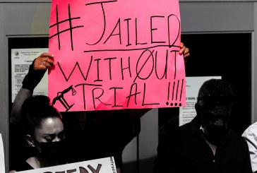 SF Public Defenders Protest against Lack of Court Hearings, Conditions for Clients