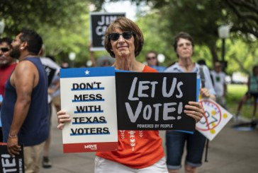 Calling It An Extremist Anti-Voter Bill – Groups File Lawsuit Challenging Texas Law
