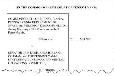 PA Voters, ACLU Fight Back State Senate Republicans' Subpoena to Obtain Private Information